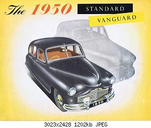 Нажмите на изображение для увеличения Название: 1950 Standard Vanguard 01.jpg Просмотров: 0 Размер:1.17 Мб ID:1152650