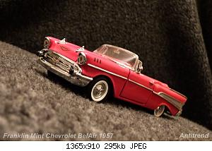 Franklin Mint Chevrolet BelAir 1957 3.jpg