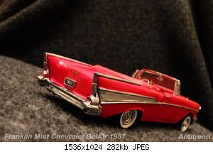 Franklin Mint Chevrolet BelAir 1957 4.jpg