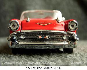 Franklin Mint Chevrolet BelAir 1957 9.jpg