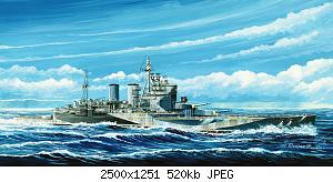 Нажмите на изображение для увеличения Название: HMS Renown.jpg Просмотров: 5 Размер:519.9 Кб ID:1154418