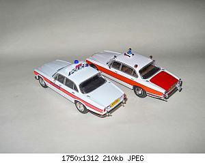 Нажмите на изображение для увеличения Название: Colobox_Jaguar_XJ6_MkII_Avon_&_Somerset_Constabulary_Vanguards~05.JPG Просмотров: 4 Размер:210.4 Кб ID:1208916