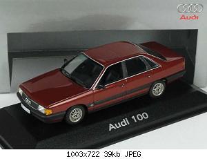 Нажмите на изображение для увеличения Название: 1zu43_Audi_100_C3_sienarot-met_Audi__Minichamps_5030700103_21996_02.jpg Просмотров: 3 Размер:39.3 Кб ID:1227785