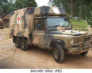 Нажмите на изображение для увеличения Название: land-rover-defender-6x6-ambulance-1.jpg Просмотров: 5 Размер:80.4 Кб ID:1155033