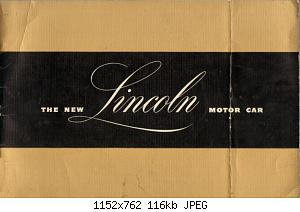 Нажмите на изображение для увеличения Название: 1946 Lincoln and Continental-00.jpg Просмотров: 0 Размер:116.2 Кб ID:1014256