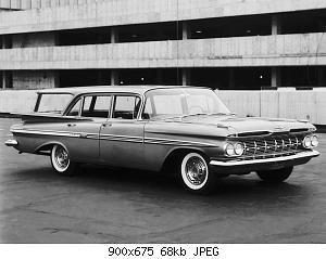 Нажмите на изображение для увеличения Название: 1959 Chevrolet Nomad 001.jpg Просмотров: 0 Размер:68.1 Кб ID:1216655