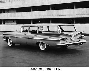 Нажмите на изображение для увеличения Название: 1959 Chevrolet Nomad 003.jpg Просмотров: 0 Размер:65.6 Кб ID:1216657