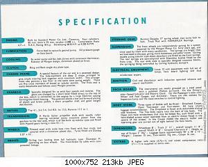 Нажмите на изображение для увеличения Название: Morgan Plus 4 Brochure 1950 EN (6).jpg Просмотров: 0 Размер:213.5 Кб ID:1219105