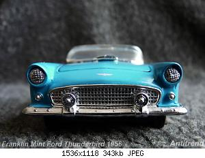 Franklin Mint Ford Thunderbird 1956 3.jpg