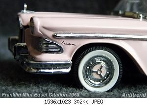 Franklin Mint Edsel Citation 1958 7.jpg