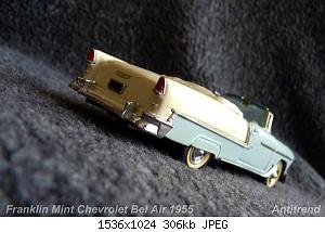 Franklin Mint Chevrolet Bel Air 1955 1.jpg