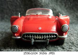 Franklin Mint Chevrolet Corvette 1957 3.jpg