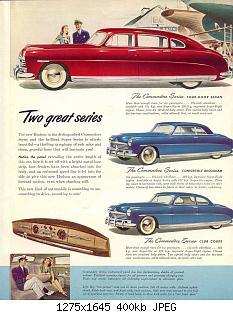 Нажмите на изображение для увеличения Название: 1948 Hudson-05.jpg Просмотров: 4 Размер:400.0 Кб ID:1038370