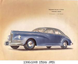 Нажмите на изображение для увеличения Название: 1946 Packard-05.jpg Просмотров: 2 Размер:150.8 Кб ID:1012827