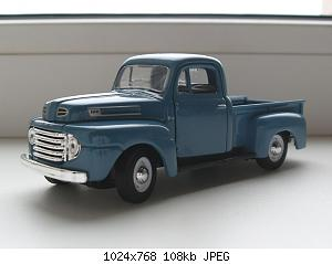 Ford F1 Pick Up 1948 (Hongwell)   20091017-1.jpg