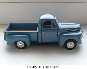 Ford F1 Pick Up 1948 (Hongwell)   20091017-6.jpg