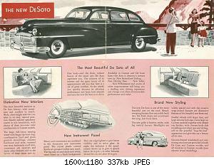 Нажмите на изображение для увеличения Название: 1946 DeSoto Foldout-02-03.jpg Просмотров: 4 Размер:337.0 Кб ID:1011879