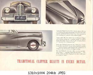 Нажмите на изображение для увеличения Название: 1946 Packard-08.jpg Просмотров: 1 Размер:204.3 Кб ID:1012830
