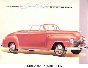 Нажмите на изображение для увеличения Название: 1946 Plymouth-10.jpg Просмотров: 3 Размер:197.4 Кб ID:1005869