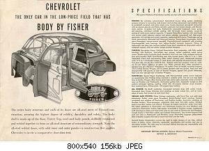 Нажмите на изображение для увеличения Название: 1948 Chevrolet-14.jpg Просмотров: 0 Размер:156.5 Кб ID:1033700
