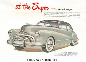 Нажмите на изображение для увеличения Название: 1948 Buick  5 .jpg Просмотров: 1 Размер:131.1 Кб ID:1035285