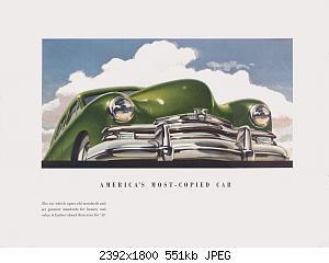 Нажмите на изображение для увеличения Название: 1949 Kaiser-04.jpg Просмотров: 1 Размер:551.1 Кб ID:1078441