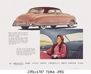 Нажмите на изображение для увеличения Название: 1949 Kaiser-07.jpg Просмотров: 1 Размер:719.2 Кб ID:1078444