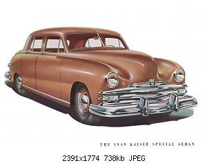 Нажмите на изображение для увеличения Название: 1949 Kaiser-10.jpg Просмотров: 3 Размер:737.6 Кб ID:1078447