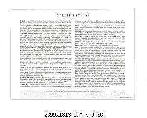 Нажмите на изображение для увеличения Название: 1949 Kaiser-20.jpg Просмотров: 0 Размер:589.6 Кб ID:1078456