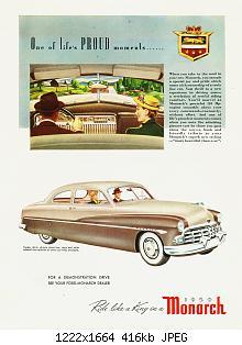 Нажмите на изображение для увеличения Название: 1950 Monarch Ad-02.jpg Просмотров: 1 Размер:416.3 Кб ID:1084027