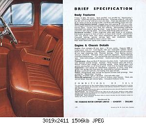 Нажмите на изображение для увеличения Название: 1950 Standard Vanguard 04.jpg Просмотров: 0 Размер:1.47 Мб ID:1152651