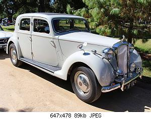 Нажмите на изображение для увеличения Название: 1949_Rover_P3_4_light_Saloon_(12252401575).jpg Просмотров: 2 Размер:88.5 Кб ID:1162657