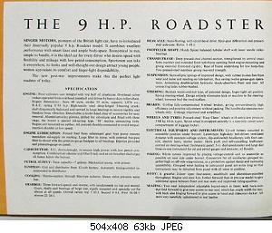 Нажмите на изображение для увеличения Название: 3 Nine Roadster.jpg Просмотров: 0 Размер:62.7 Кб ID:1172439