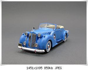 Нажмите на изображение для увеличения Название: Packard 12 Victoria (1) Ixo.JPG Просмотров: 9 Размер:859.2 Кб ID:1179837