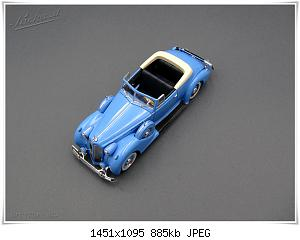 Нажмите на изображение для увеличения Название: Packard 12 Victoria (4) Ixo.JPG Просмотров: 1 Размер:885.2 Кб ID:1179840