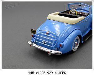Нажмите на изображение для увеличения Название: Packard 12 Victoria (9) Ixo.JPG Просмотров: 1 Размер:929.1 Кб ID:1179845