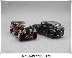 Нажмите на изображение для увеличения Название: Bentley Speed 6 пара (2).JPG Просмотров: 8 Размер:761.3 Кб ID:1198438
