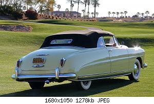 Нажмите на изображение для увеличения Название: 1948_Hudson_Commodore_Convertible_-_yellow_-_rvr.jpg Просмотров: 1 Размер:1.25 Мб ID:1038608