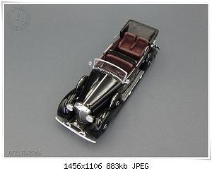Нажмите на изображение для увеличения Название: Mercedes 770 F W150 (4) PCT.JPG Просмотров: 1 Размер:883.0 Кб ID:1175937