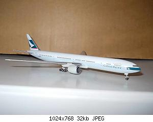 Нажмите на изображение для увеличения Название: Colobox_Boeing_777-300ER_Cathay_Pacific~01.jpg Просмотров: 3 Размер:32.3 Кб ID:718142