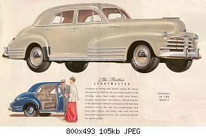 Нажмите на изображение для увеличения Название: 1948 Chevrolet-02.jpg Просмотров: 2 Размер:105.5 Кб ID:1033688