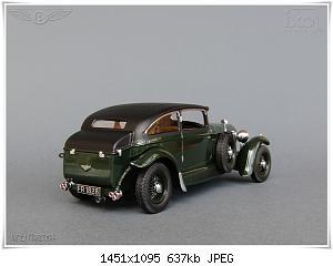 Нажмите на изображение для увеличения Название: Bentley BlueTrain (2) Ixo.JPG Просмотров: 7 Размер:637.5 Кб ID:1132483