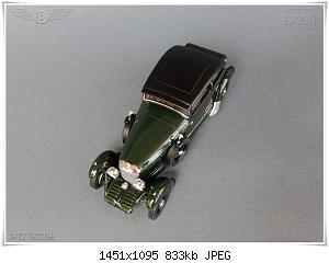 Нажмите на изображение для увеличения Название: Bentley BlueTrain (4) Ixo.JPG Просмотров: 1 Размер:833.0 Кб ID:1132485