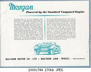 Нажмите на изображение для увеличения Название: Morgan Plus 4 Brochure 1950 EN (1).jpg Просмотров: 0 Размер:169.7 Кб ID:1219090