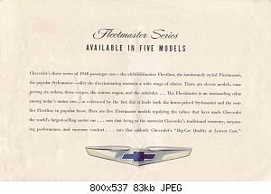 Нажмите на изображение для увеличения Название: 1948 Chevrolet-04.jpg Просмотров: 0 Размер:82.8 Кб ID:1033690