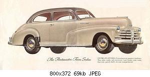 Нажмите на изображение для увеличения Название: 1948 Chevrolet-06.jpg Просмотров: 3 Размер:68.7 Кб ID:1033692