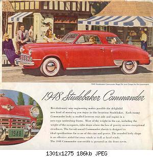 Нажмите на изображение для увеличения Название: 1948 Studebaker-07.jpg Просмотров: 1 Размер:186.5 Кб ID:1038042