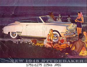 Нажмите на изображение для увеличения Название: 1948 Studebaker-01.jpg Просмотров: 1 Размер:224.8 Кб ID:1038036