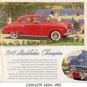 Нажмите на изображение для увеличения Название: 1948 Studebaker-02.jpg Просмотров: 2 Размер:182.1 Кб ID:1038037