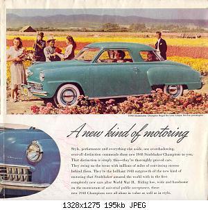 Нажмите на изображение для увеличения Название: 1948 Studebaker-03.jpg Просмотров: 1 Размер:195.5 Кб ID:1038038